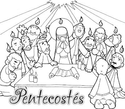 Reflejos de Luz: Pentecostés y los dones del Espíritu Santo